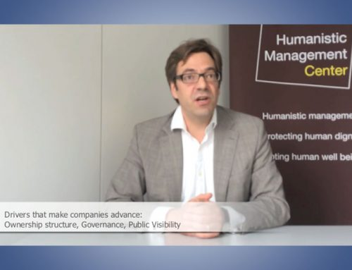 Triple Leader Interview with Ernst von Kimakowitz on Humanistic Management