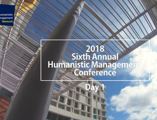2018 Humanistic Management Conference