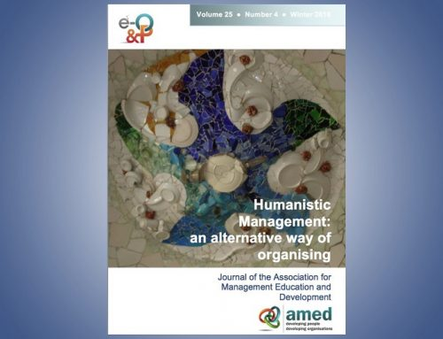 Special Issue Organisation and People Journal: Winter 2018