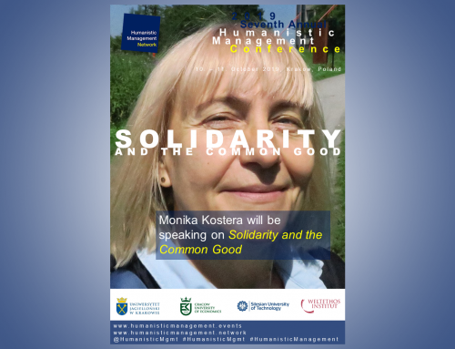 Solidarity and the Common Good