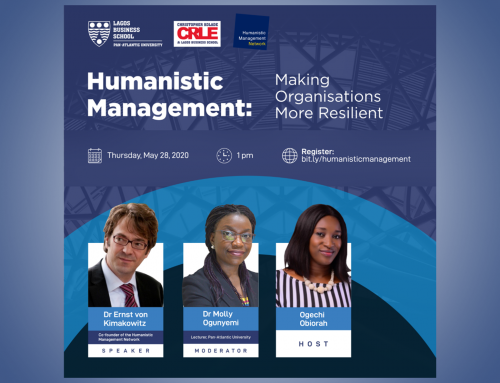 Humanistic Management Builds Resilience